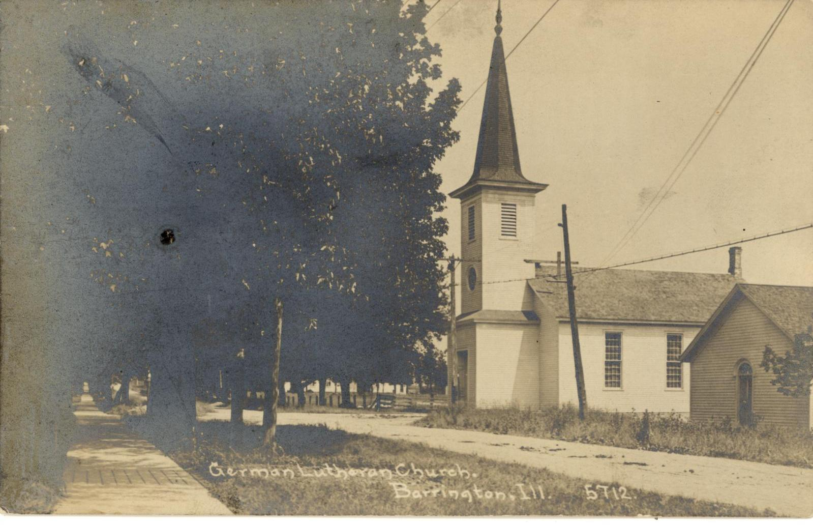 Cook Street Church from 1871-1931