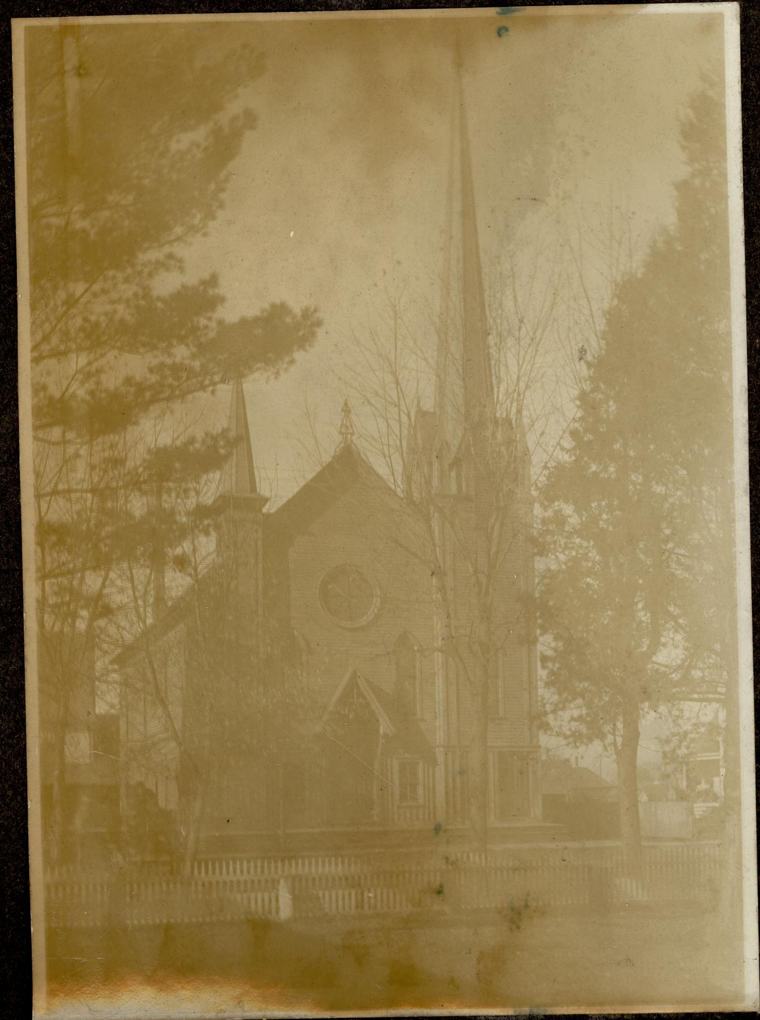 Cook Street Church, <em>no date available