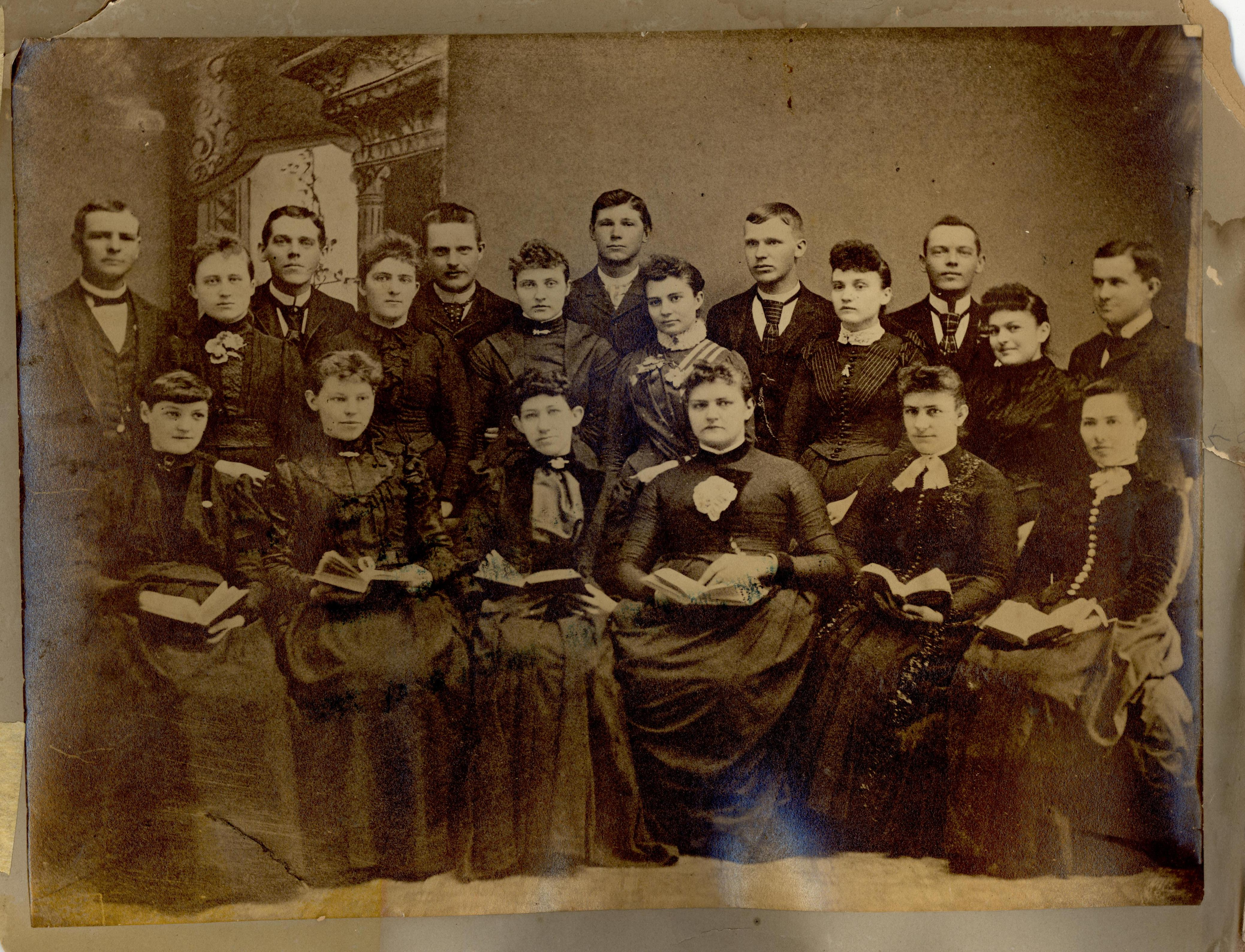 1893 Sunday School