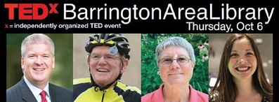TEDxBarringtonAreaLibrary2016