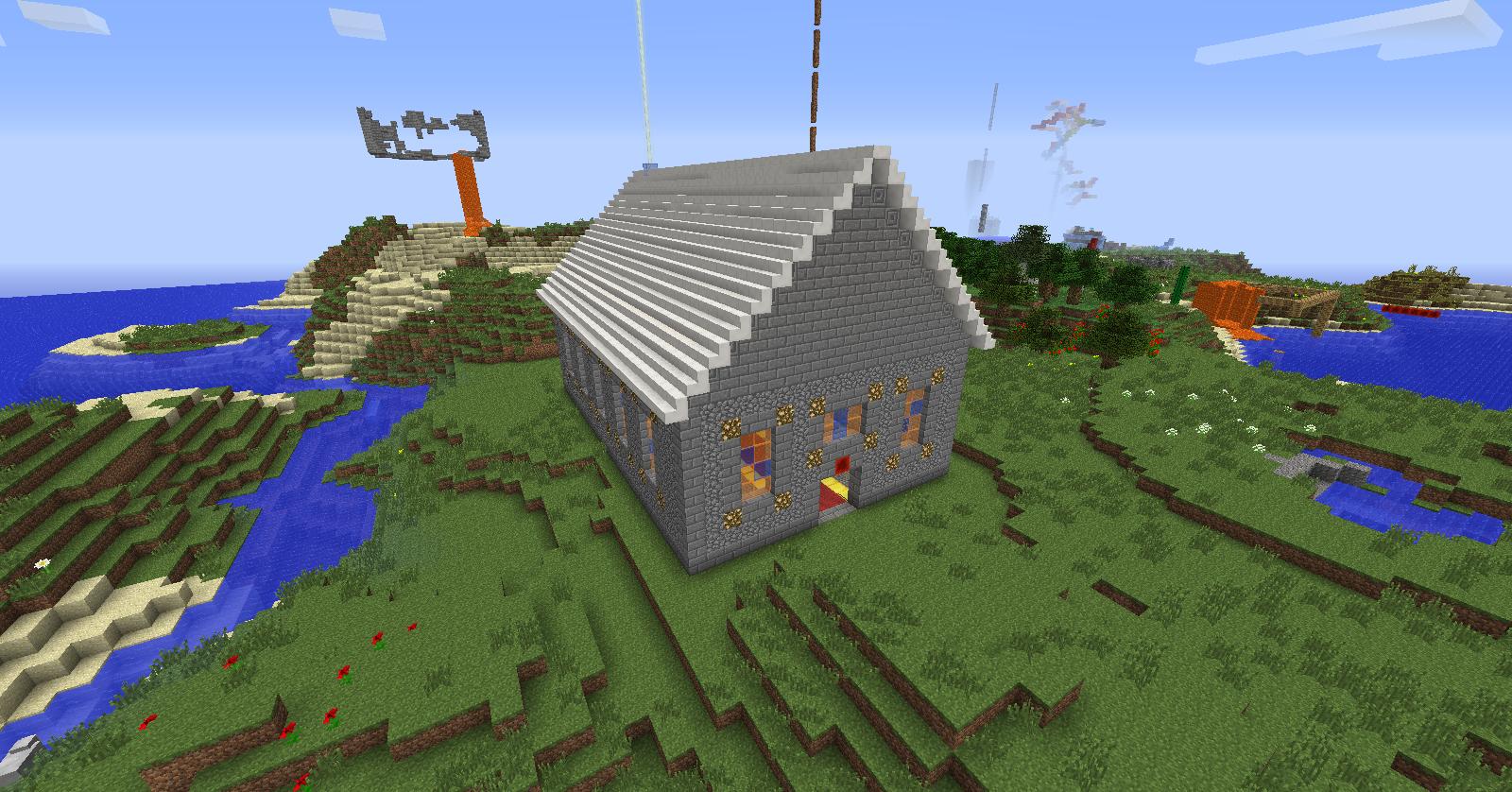 Minecraft: City Construction Challenge - Google Docs