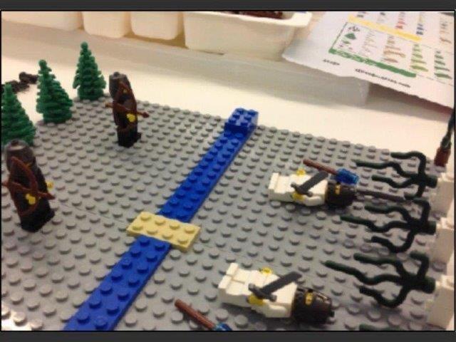 Barrington Area Library - Lego Club: Lego Story Starter ...