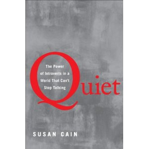 quiet book cover image
