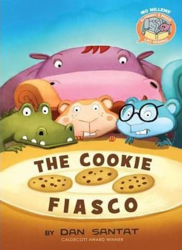 The Cookie Fiasco by Dan Santat.