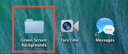 how to add green screen effects in imovie