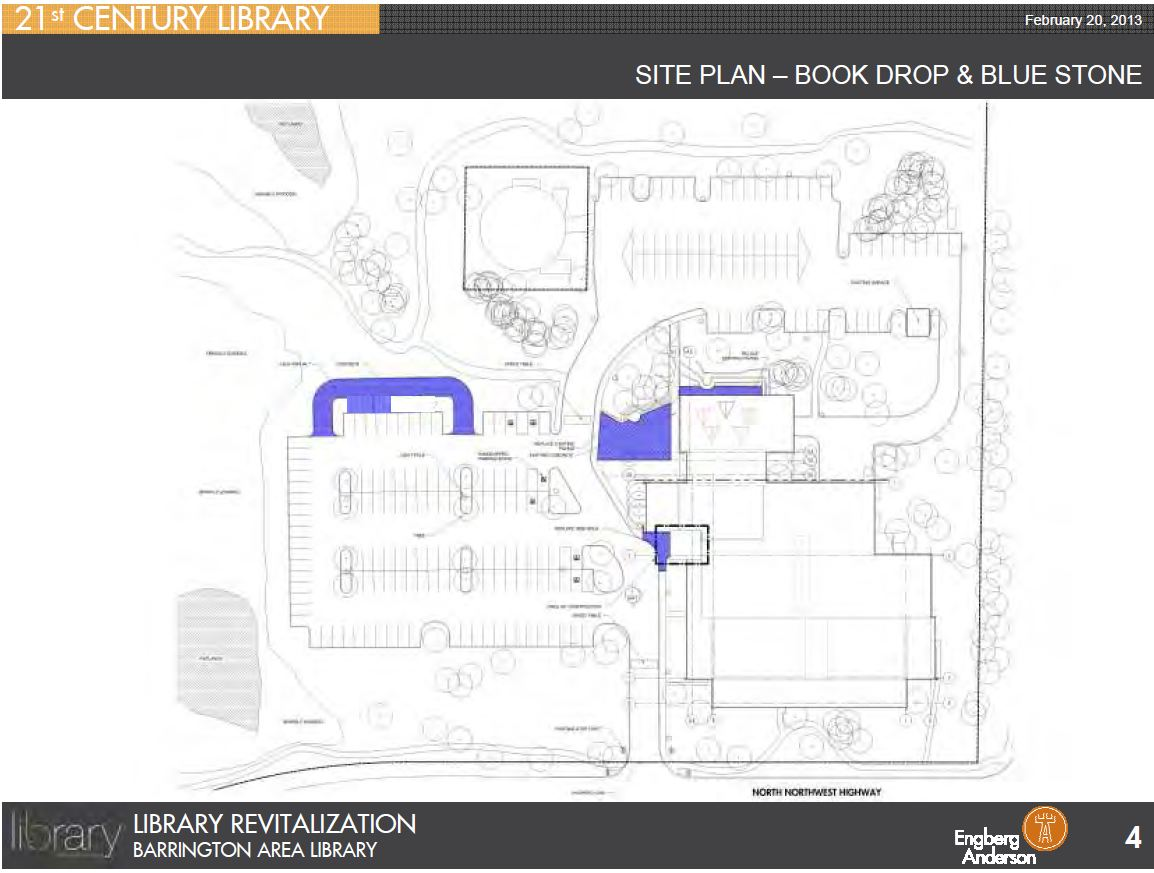 Barrington Area Library Site Plan and Building Design Review Slideshow – What Is A Site Plan Review
