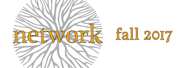 Network - a community art installation coming this fall